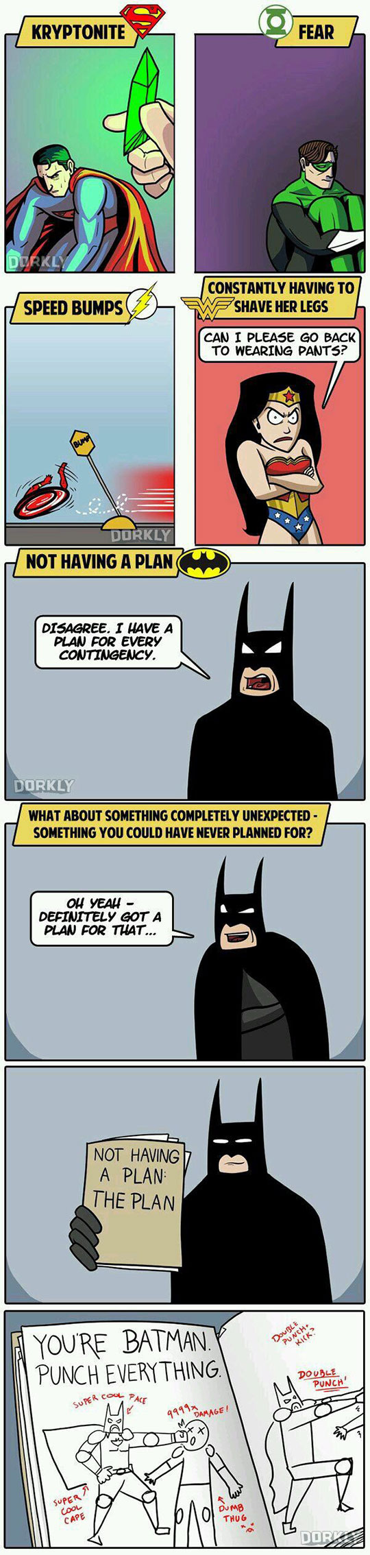funny-webcomic-Batman-prepared-plan