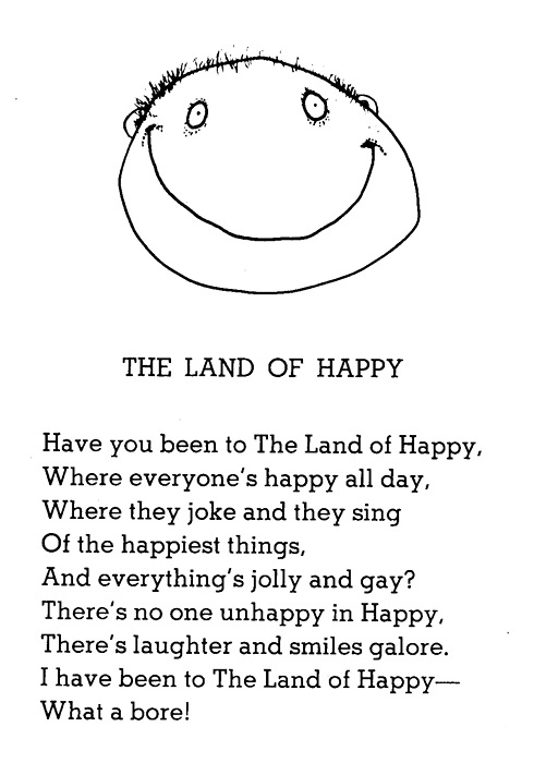 17 Awesome Shel Silverstein Poems Ned Hardy | Ned Hardy