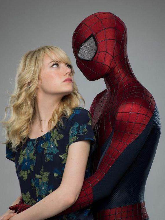 Emma Stone – The Amazing Spider-Man 2 - Barnorama