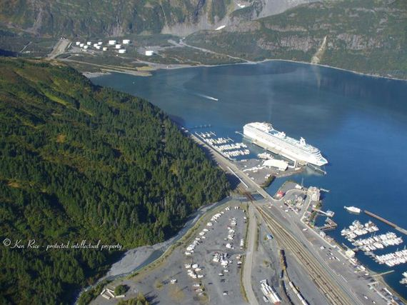 Everyone In Whittier Alaska Lives In The Same Building