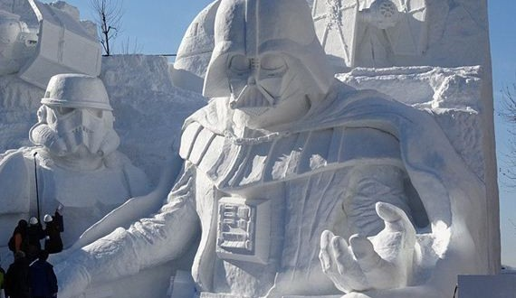 08-Star-Wars-Snow-Sculpture
