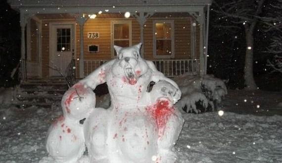 19-creepy-snowmen