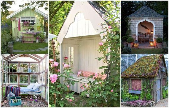 a cozy reading nook garden shed - Garden Sheds Reading