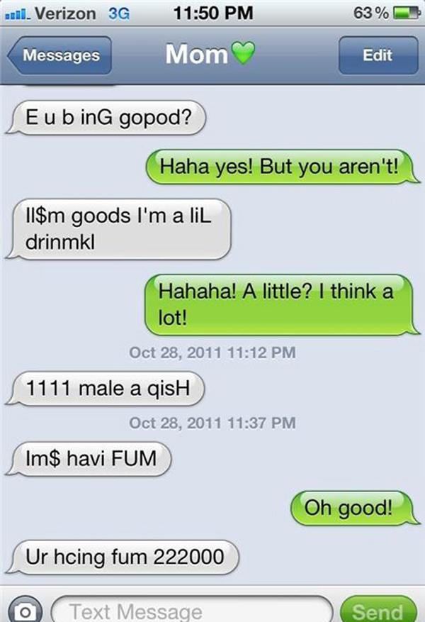 best-drunk-texts-mom-drunk