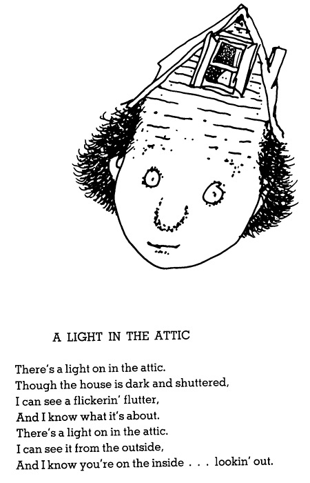 Workers On Wheels >> Amazing Shel Silverstein Poems - Barnorama