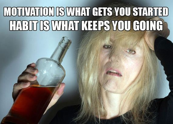 If You Combine Inspiring Fitness Quotes Over Photos Of People Drinking They Get Significantly More Awesome Barnorama