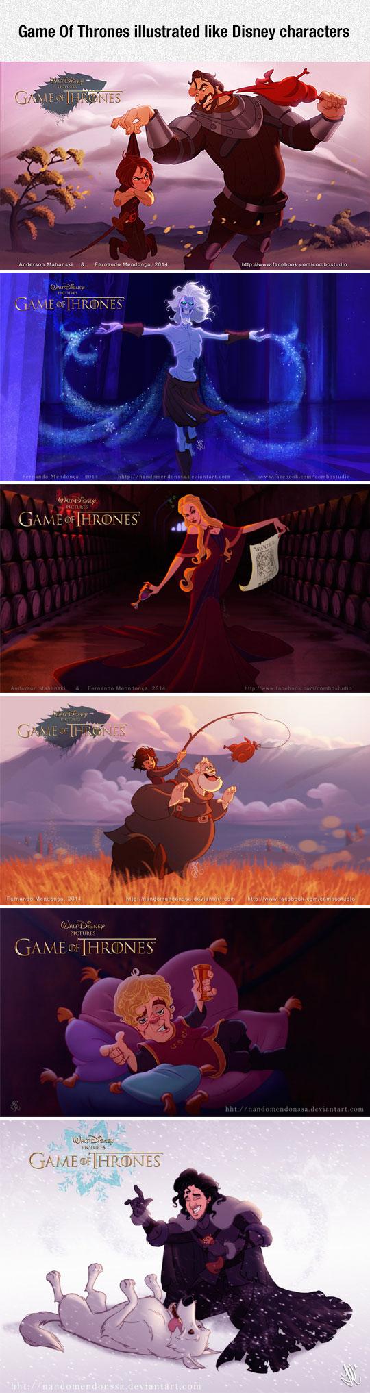 funny-Disney-cartoon-Game-Thrones-Arya