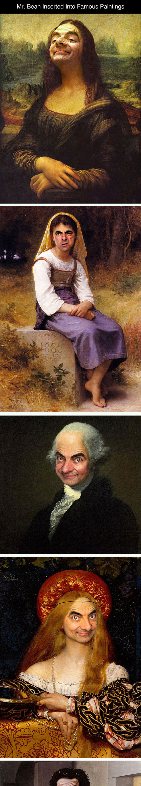 funny-Mr-Bean-classic-paintings-style