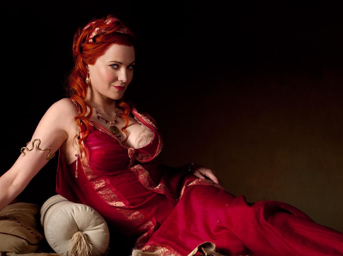 Lucy Lawless Nude - Barnorama