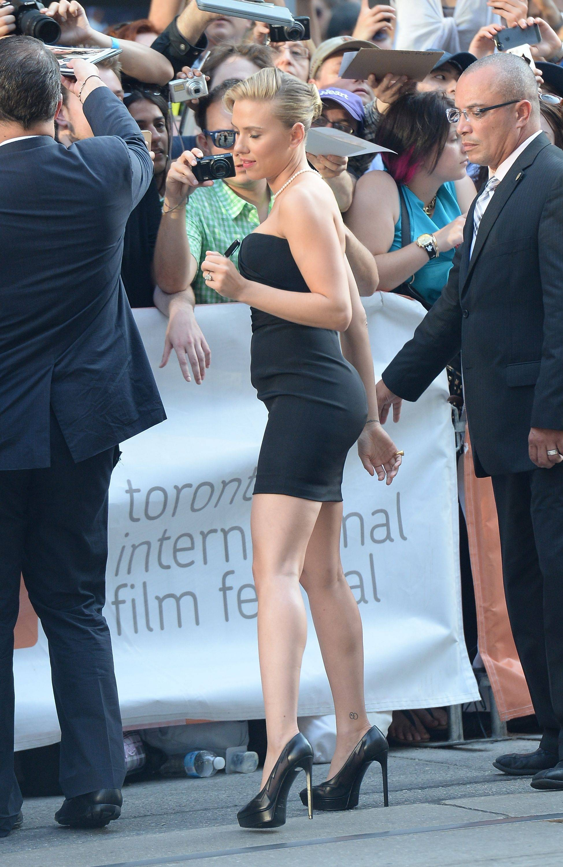 Scarlett Johansson Ass - Barnorama-5807