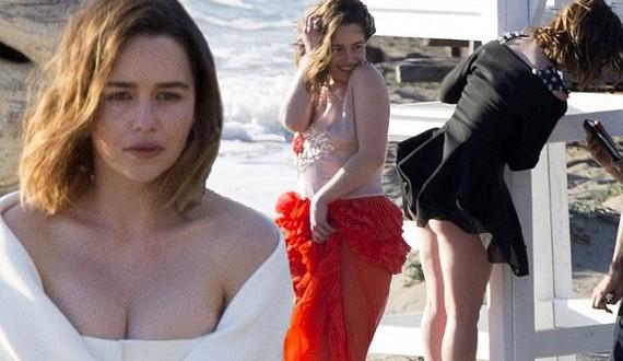 01-Emilia-Clarke-beach