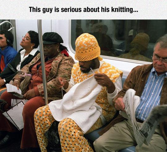 The Knitting Master Barnorama