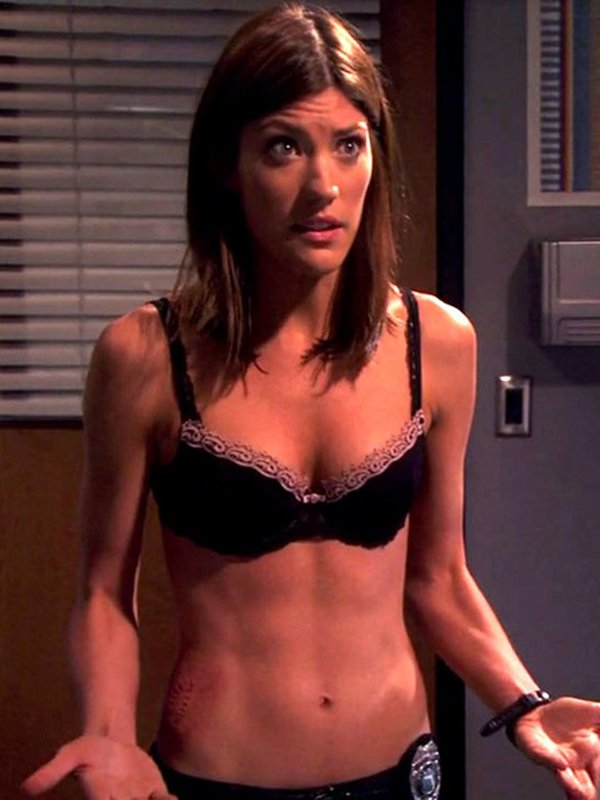 jennifer carpenter nude sexy ass