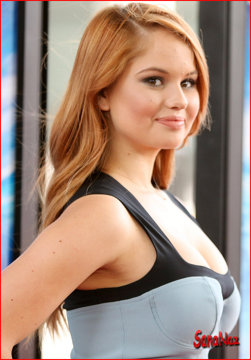 Amusing information Sex with debby ryan think, that
