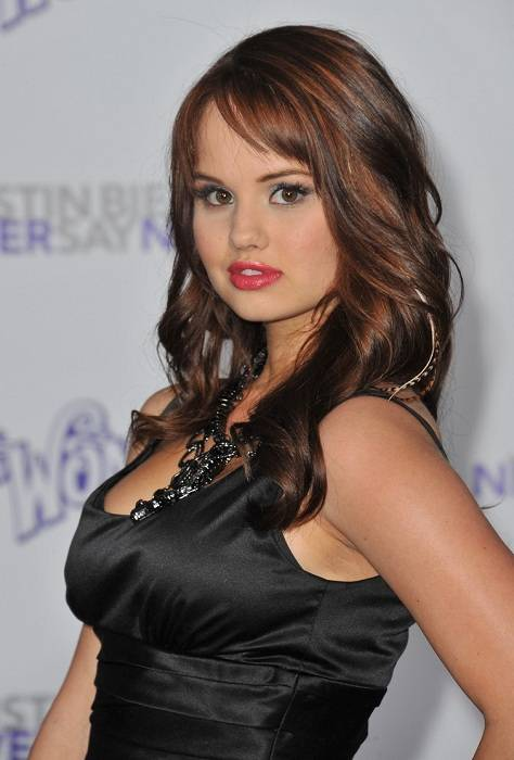debby ryan all naked