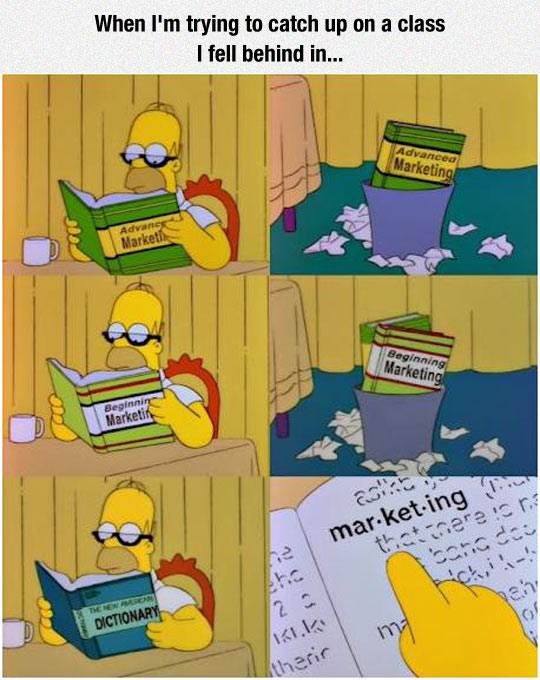 cool-simpsons-study-marketing-dictionary