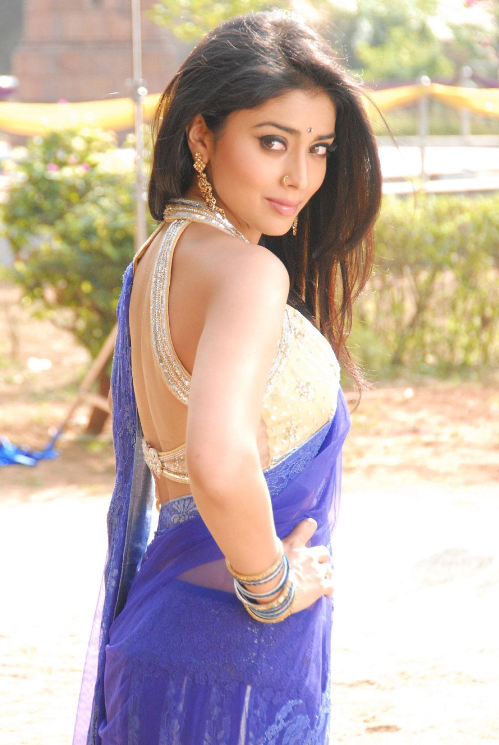 shriya-saran-sexy-in-backless-saree