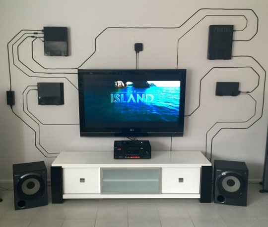 tv-set-home-theater-cables-wall