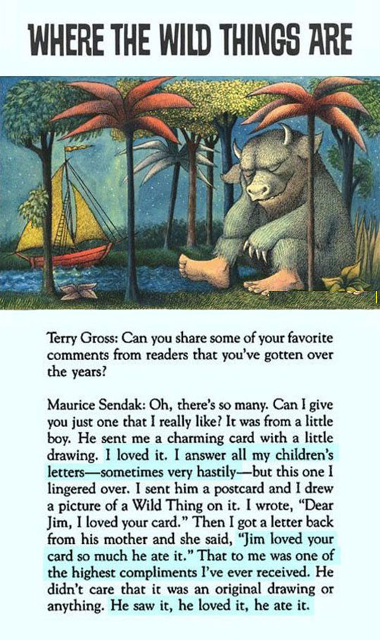 cool-maurice-sendak-interview-book