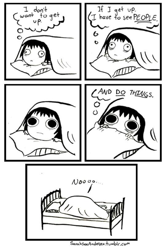 cool-sarah-andersen-comic-bed-pillow