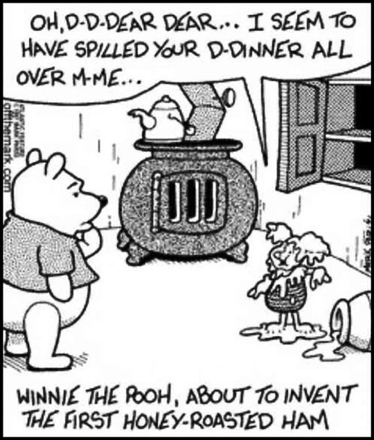 cool-winnie-pooh-roasted-ham-cartoon