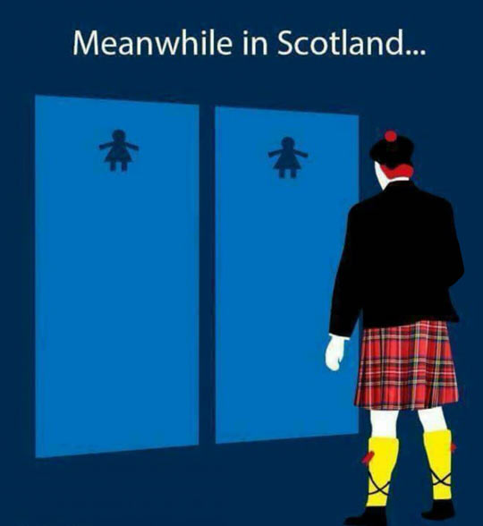 cool-bathroom-baby-scotland-skirt