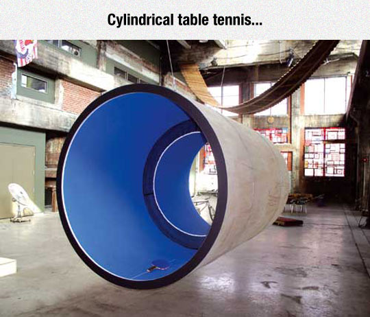 cool-cylinder-tennis-table-tube