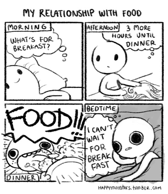 cool-food-comic-thinking-during-day