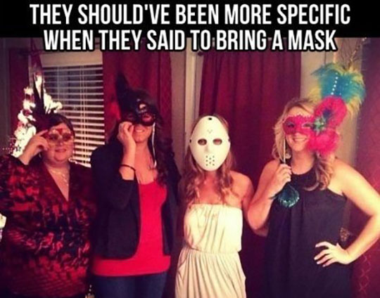 cool-mask-party-scary-girls