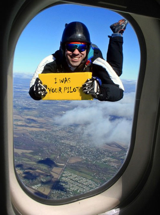cool-parachuting-plane-window-pilot-sign