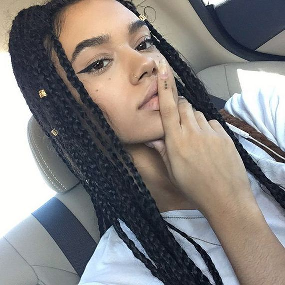 Beautiful Black Women - Barnorama