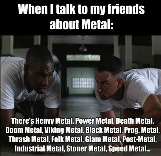 cool-forrest-gump-metal-music-types