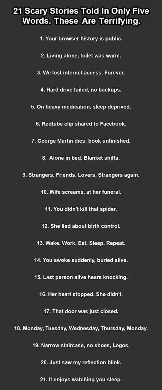 cool-horror-short-stories-words