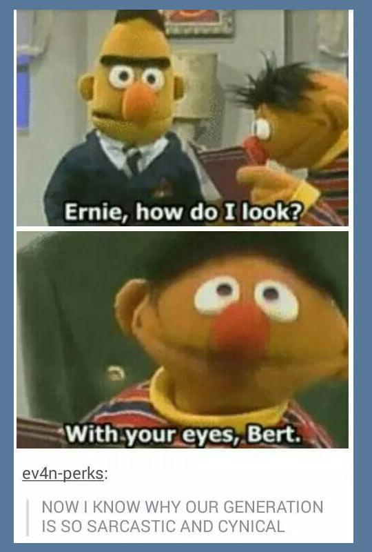 funny-muppet-sarcastic-ernie-bert