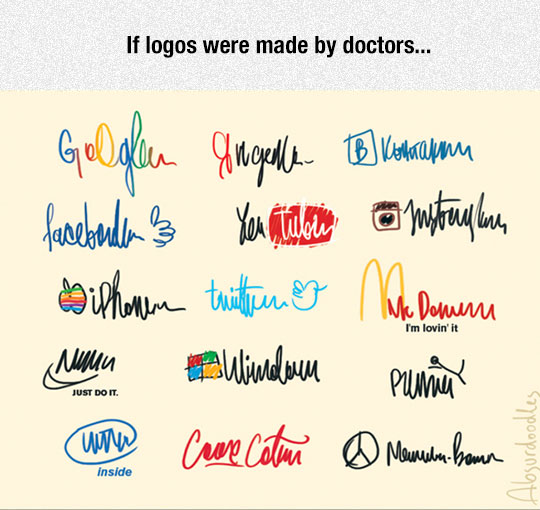 funny-brand-logo-doctor-handwriting