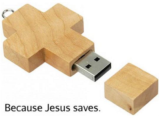 funny-cross-jesus-flash-drive