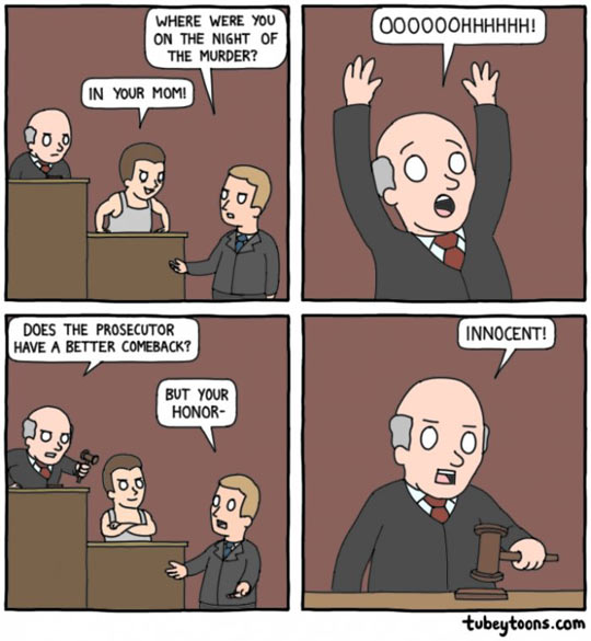 funny-judge-court-comeback-comic