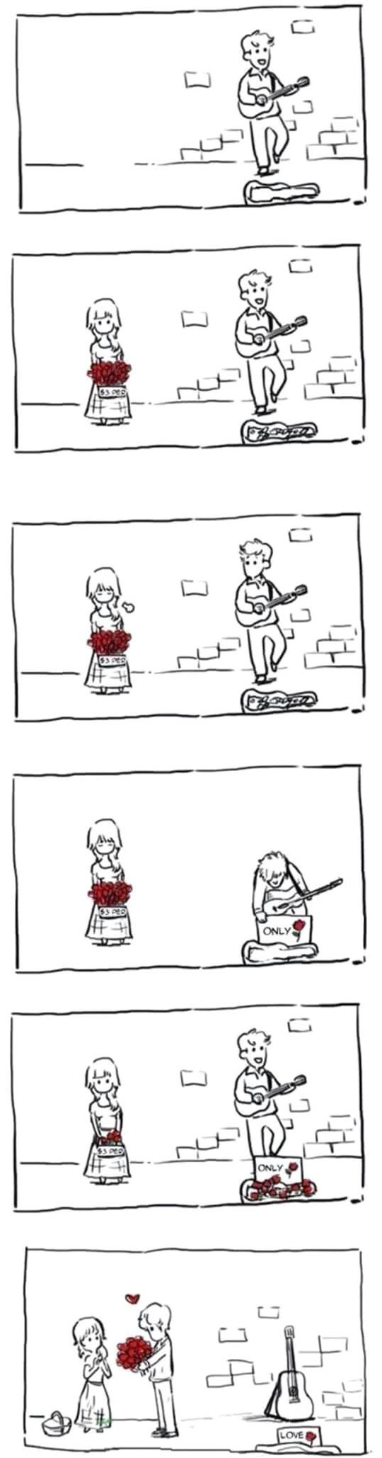 funny-roses-guitar-playing-street-comic