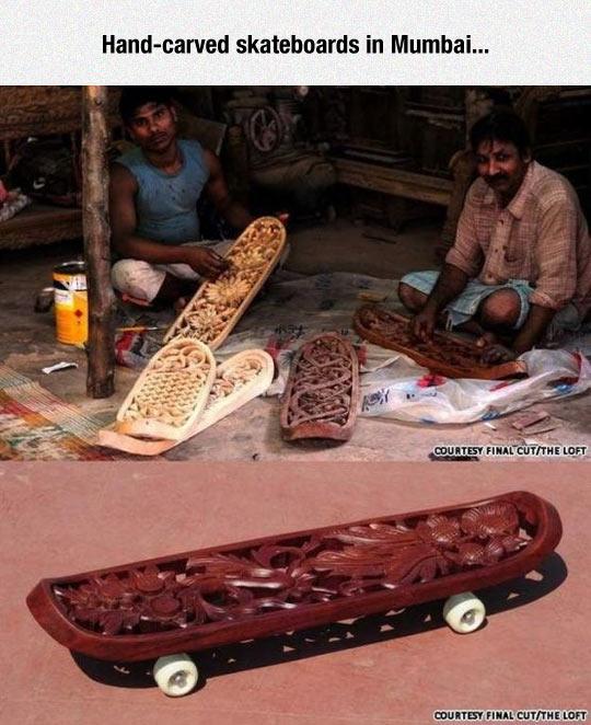 funny-skateboard-hand-carved-mumbai