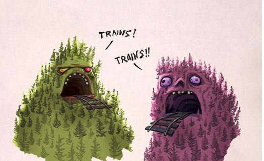 funny-zombie-pun-tunnels-train0