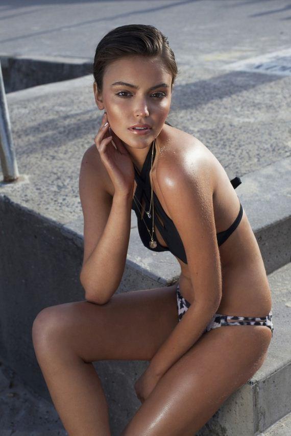 Just Like The Model >> Eva Adams Photos - Barnorama