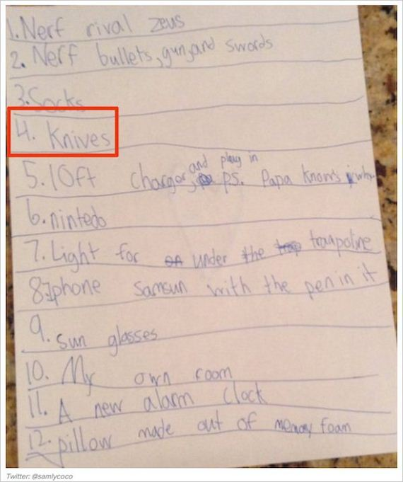 18-kids-christmas-lists-sure-do-get-specific