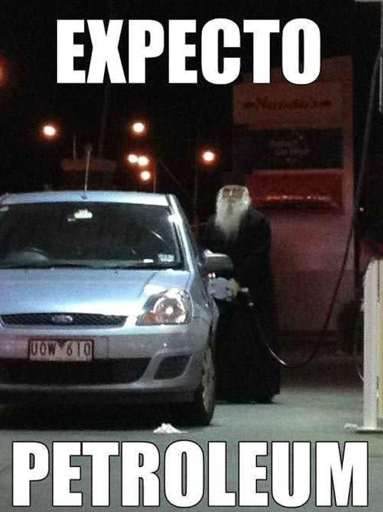 funny-dumbledore-gas-station