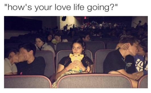 funny-girl-alone-couples-movie-theater