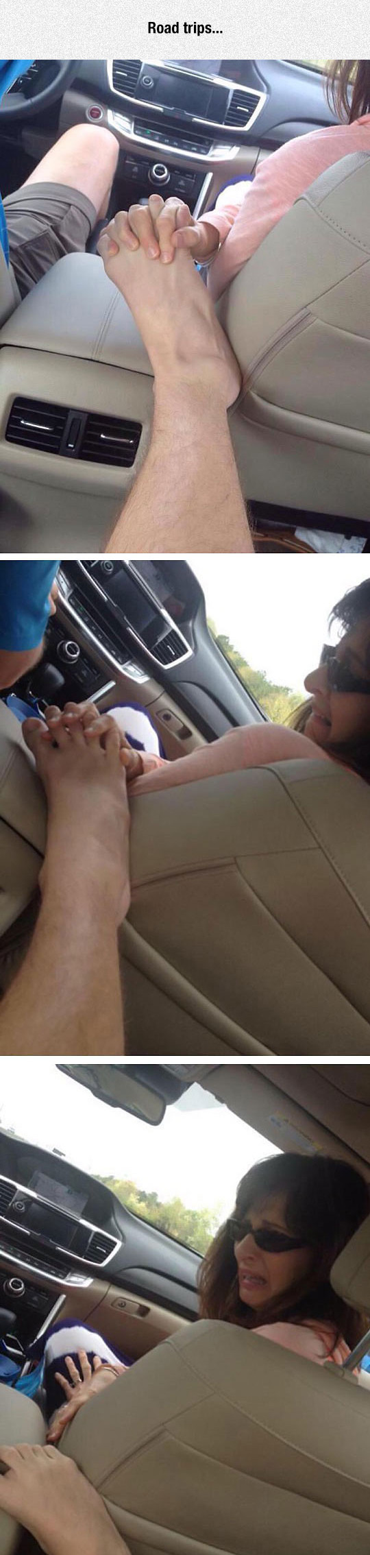 funny-holding-hands-foot-car