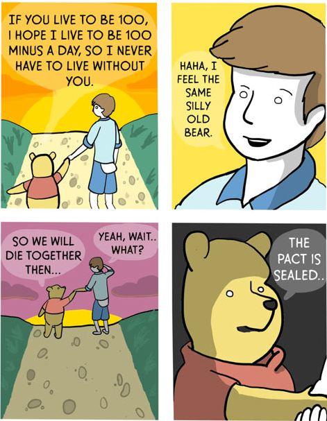 funny-kid-bear-pooh-comic
