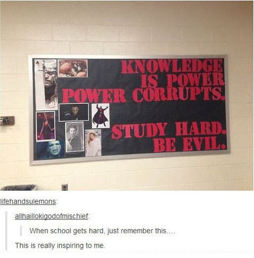 funny-knowledge-power-poster-sign-school