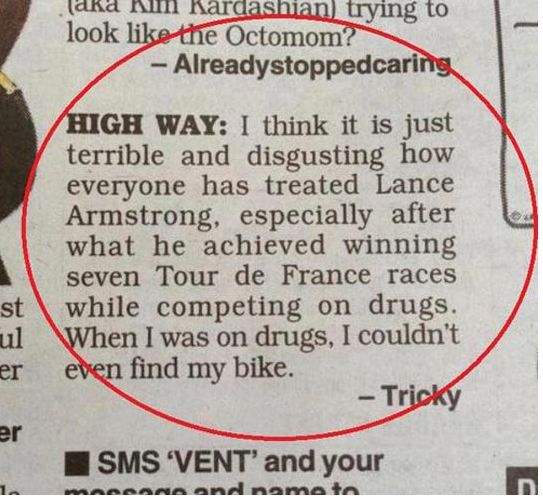 funny-newspaper-lance-armstrong-race