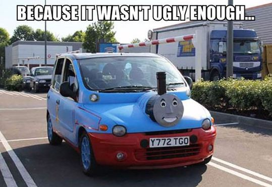 funny-ugly-car-train-face