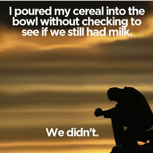 funny-worst-feeling-cereal-no-milk-man-crying